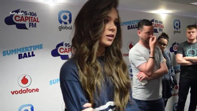 June 10 – Attends Capital Radio Summertime Ball 2017 in London