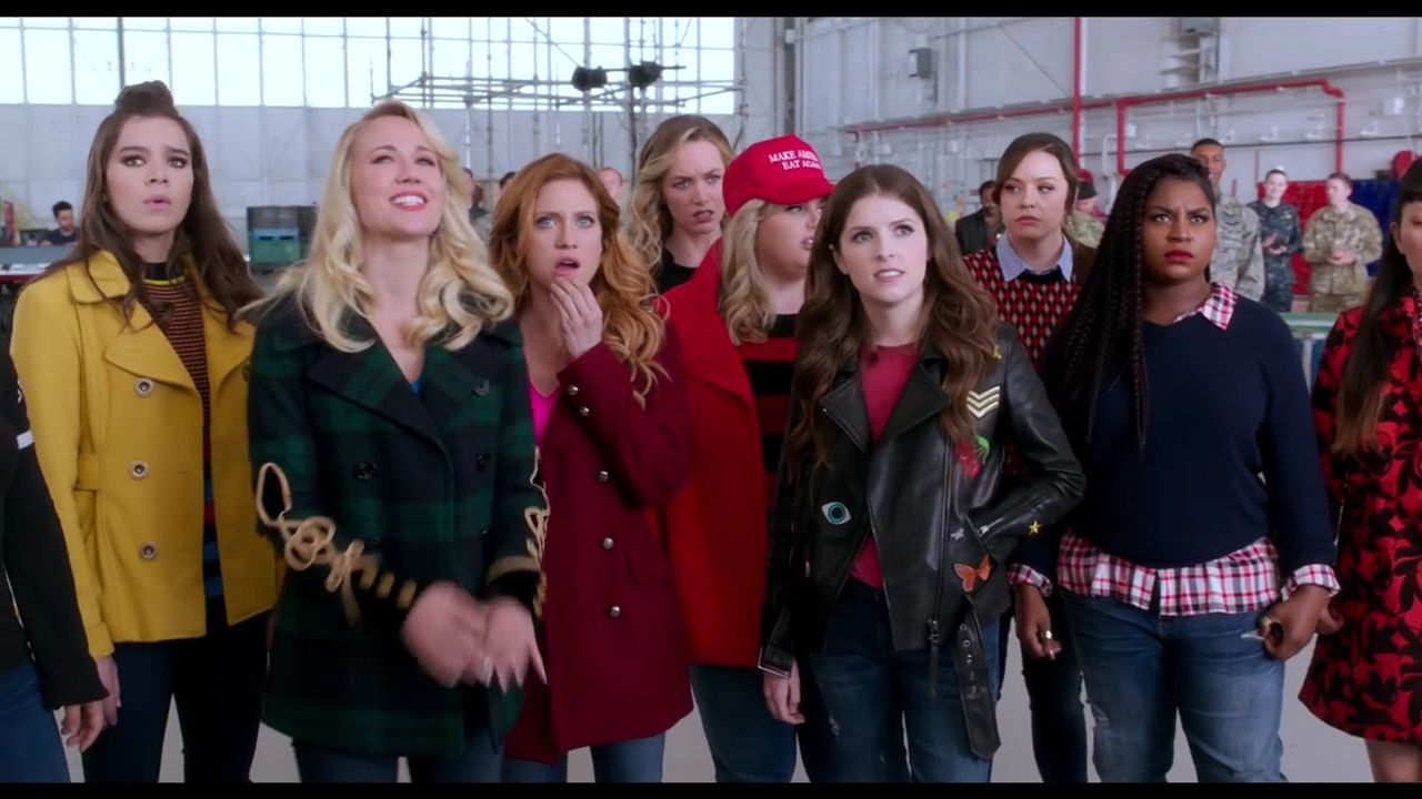 Pitch Perfect 3 – Riff-Off Clip