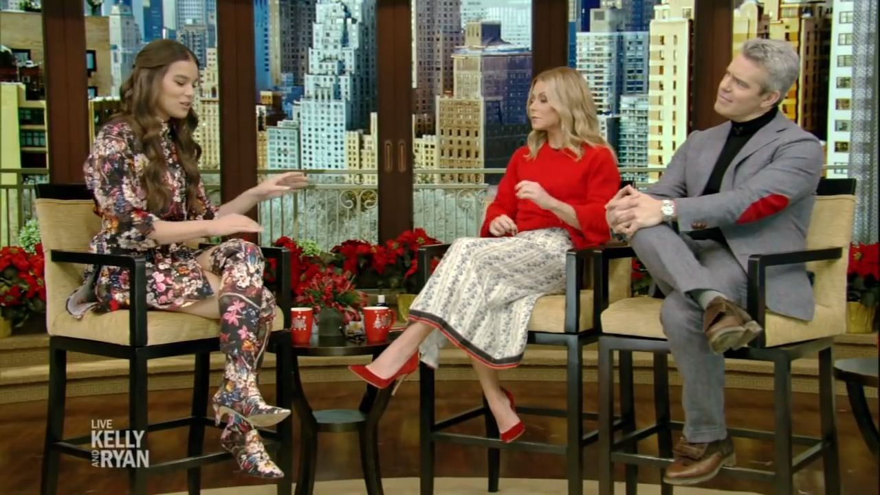 December 20 – LIVE with Kelly and Ryan