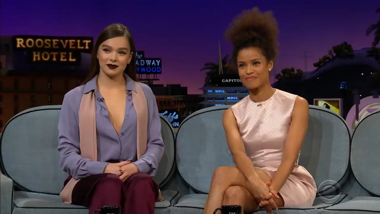 October 29 – The Late Late Show with James Corden
